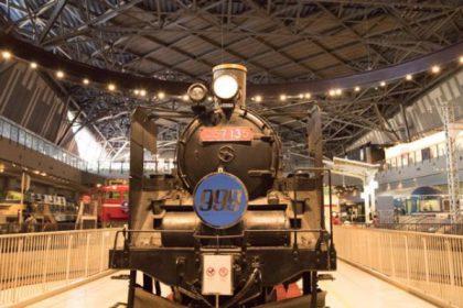 鉄道博物館メインSL