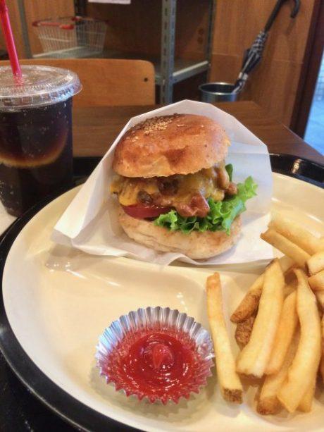 SASAのハンバーガー