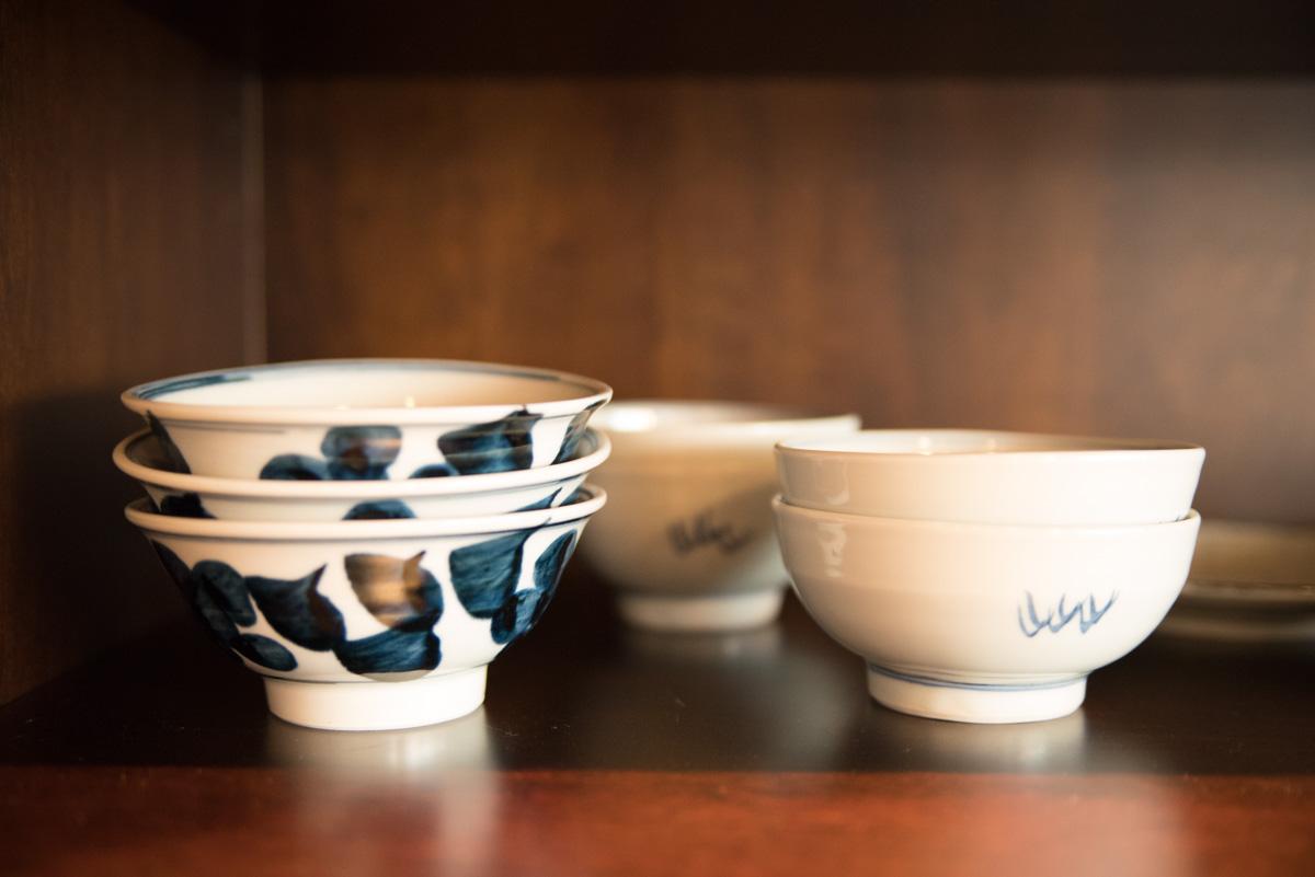 michiya店内陶器