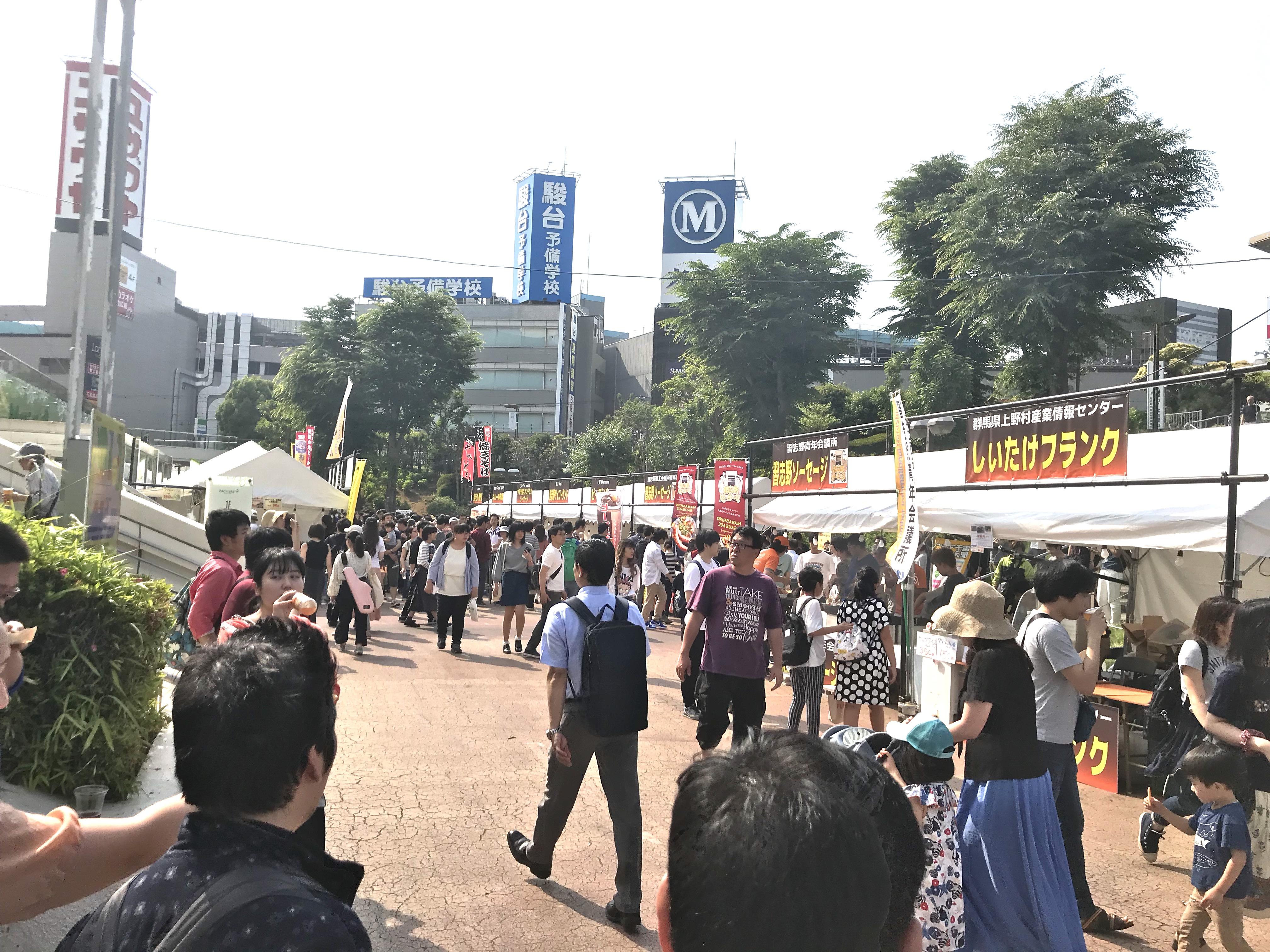 津田沼ビールフェスティバル