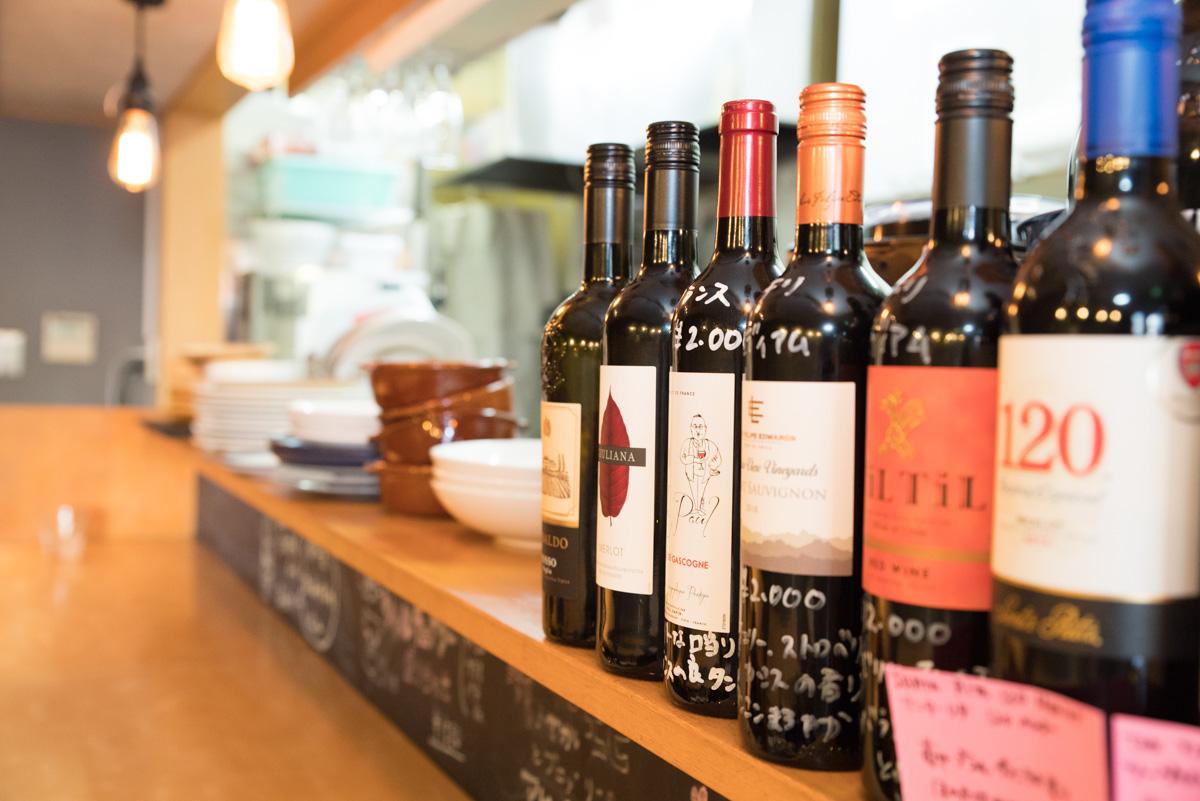 13_タブリエのワイン