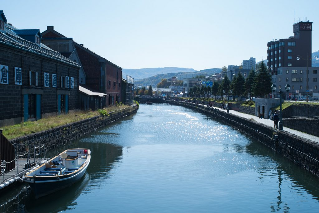 札幌_小樽の旅_03_小樽運河クルーズ