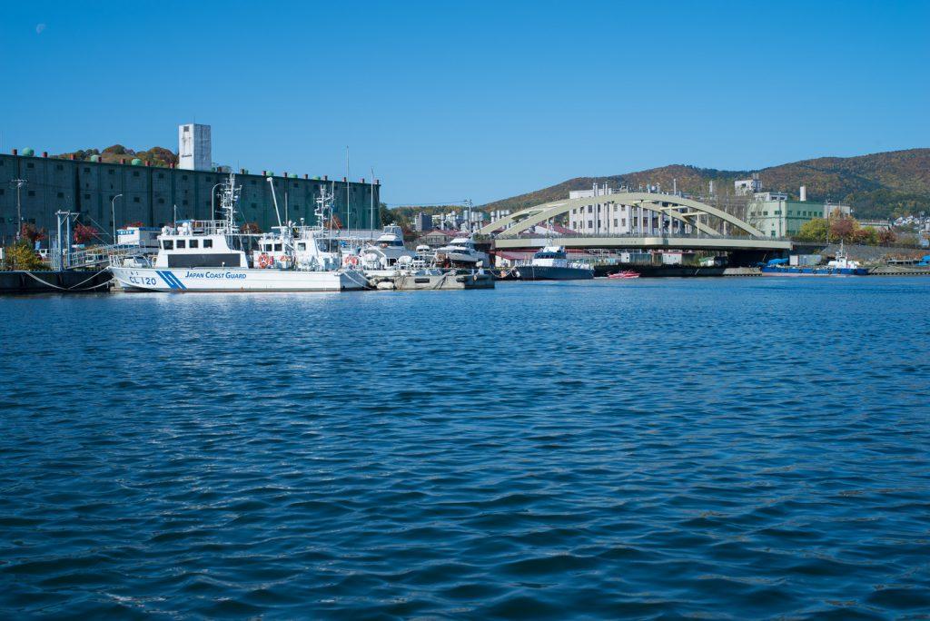 札幌_小樽の旅_05_小樽運河クルーズ