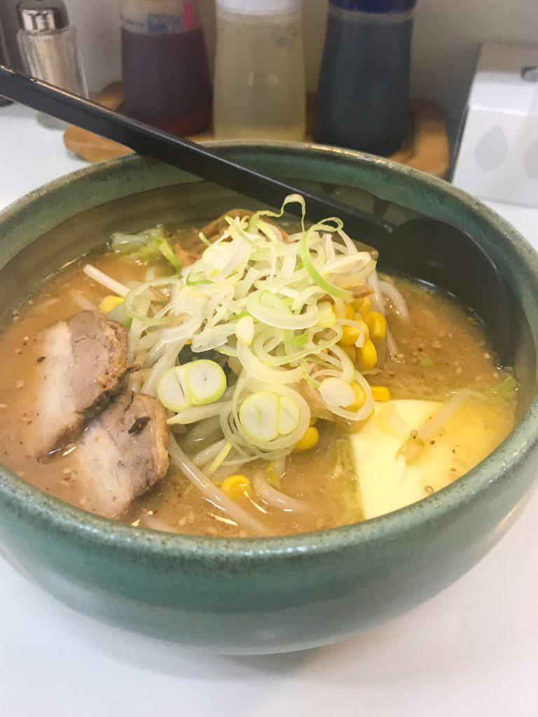 パンケ_味噌ラーメン